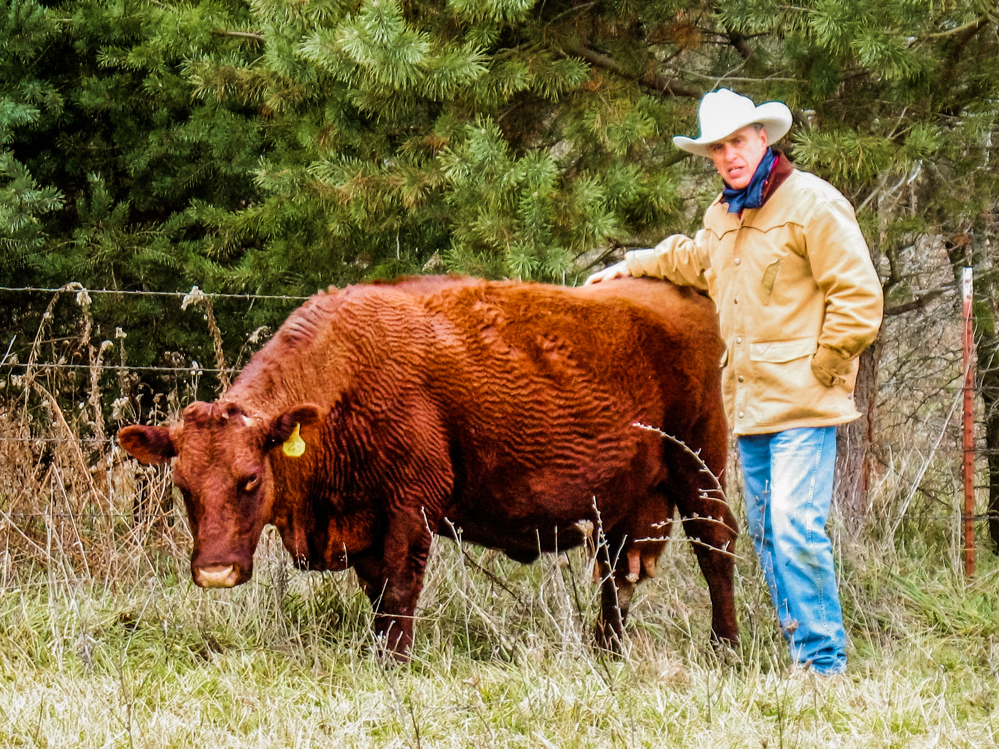12 Stones Grassland Beef takes pride in helping American farmer's and rancher's make the best beef possible.